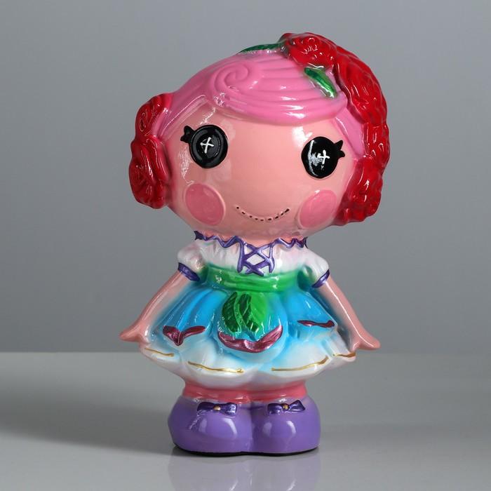 "Копилка ""Кукла Лола"" глянец"