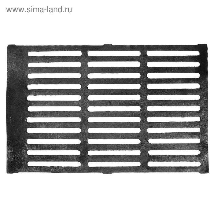 Решетка колосниковая ПЧ-2 Балезено 455х298 мм