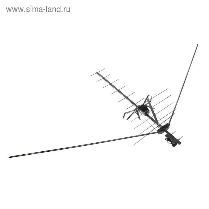 """Антенна """"Альбатрос"""" DX-Супер-Deluxe, наружная, ДМВ диапазон"""