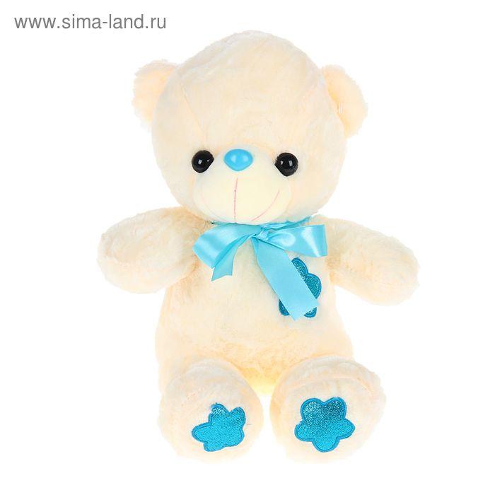 Мягкая игрушка «Медведь» со звездой на груди и лапках, цвета МИКС