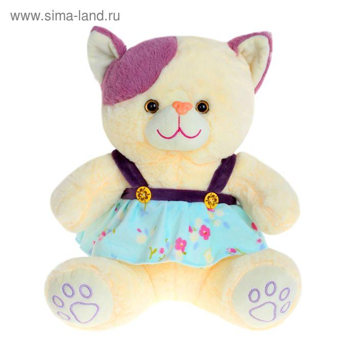 Мягкая игрушка «Кошка №1» в платье, цвета МИКС