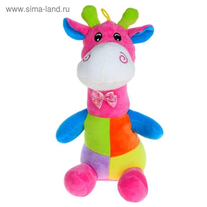 Мягкая игрушка «Жираф», цвета МИКС