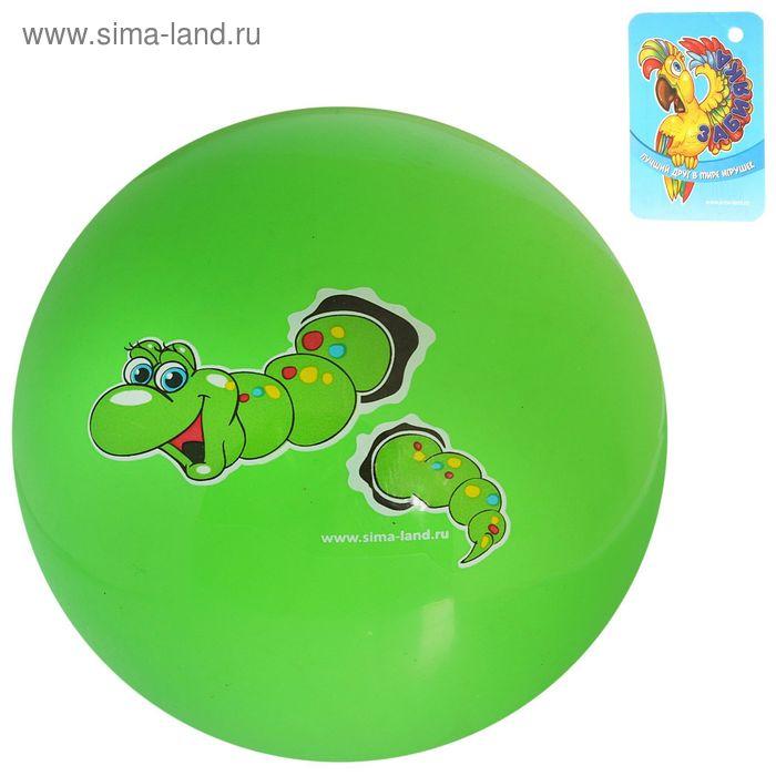 """Мяч детский """"Гусеница"""" 22 см, цвета МИКС"""