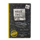 Уничтожь меня везде! (англ. название Wreck This Journal Everywhere). Автор: Смит К.
