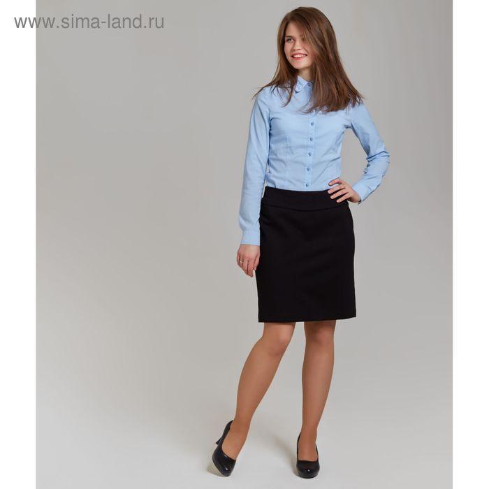 Юбка женская Y0249-0046, цвет чёрный, размер44/170