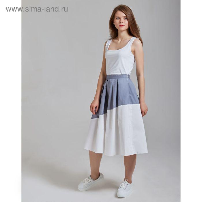 Юбка женская Y6406-0130, цвет серый, размер46/170
