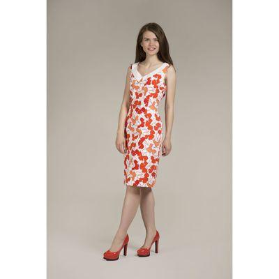 877142e78ad Купить женские платья-футляр оптом по цене от 599 руб и в розницу в ...