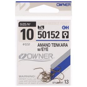 Крючок Owner 50152-№10, набор 13 шт.