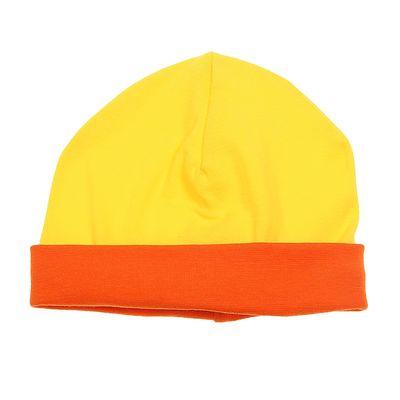 "Головной убор ""Утята"", размер 52, цвет жёлтый"