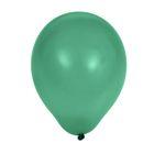 """Шар латексный 5""""/18 Кристалл Green 100 шт. G"""