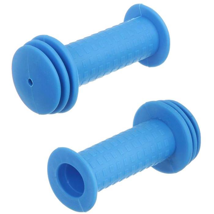 Грипсы STG XD-114, 95 мм, цвет синий
