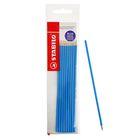 Стержень шариковый 135 мм Stabilo 0800 для ручки 808 синий, 029X/10/41