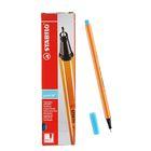 Ручка капиллярная Stabilo point 88 0.4 мм, чернила небесная лазурь 88/57