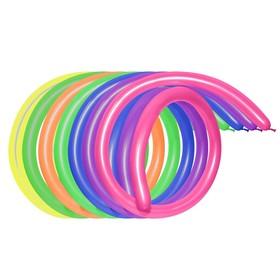 Шар для моделирования 160, набор 100 шт., цвета МИКС