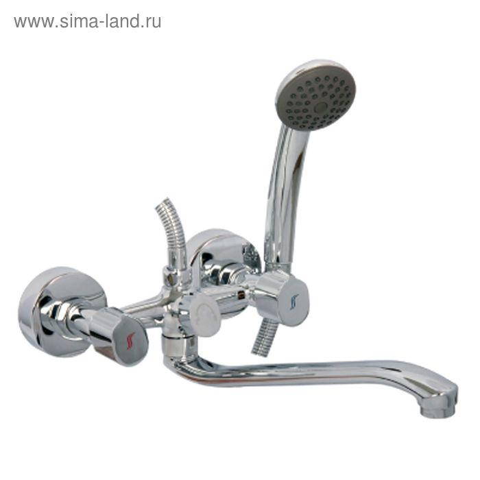 Смеситель для ванны универсальный Rossinka R02-83