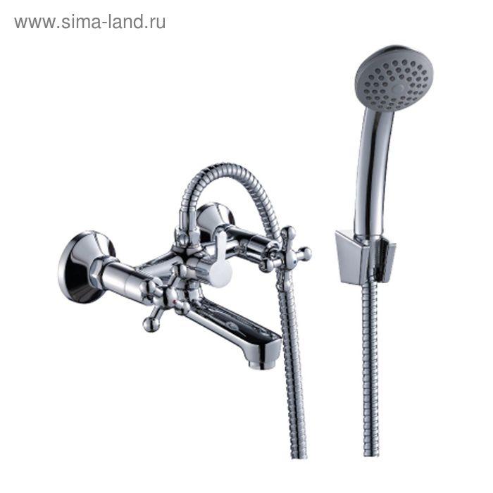 Смеситель для ванны Rossinka G02-81