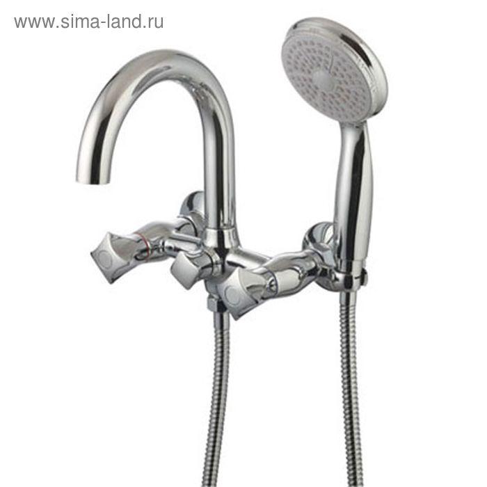Смеситель для ванны Lemark Pallada LM2602C