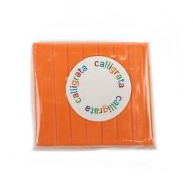 Полимерная глина Calligrata SH-03, 50 г, оранжевая Ош