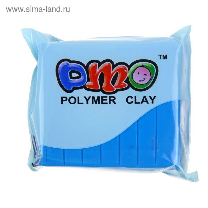 "Полимерная глина 50гр ""PMO"" Светло-голубой SH-48"