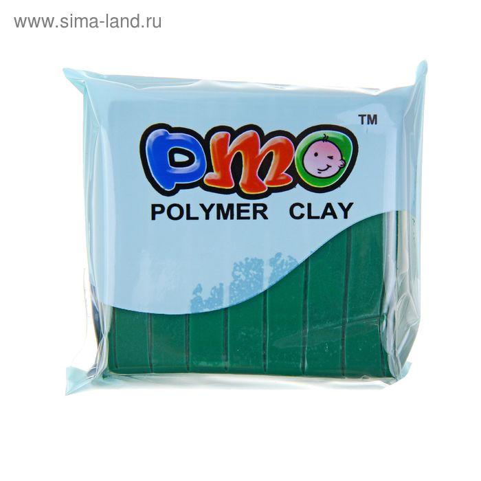 """Полимерная глина 50гр """"PMO"""" Малахитовый SH-37"""