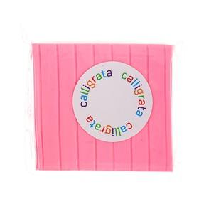 Полимерная глина Calligrata SH-40, 50 г, светло-розовая