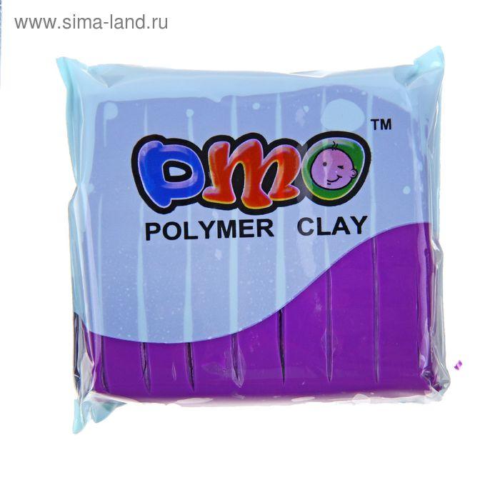 "Полимерная глина 50гр ""PMO"" Флюор Фиолетовый SH-66"