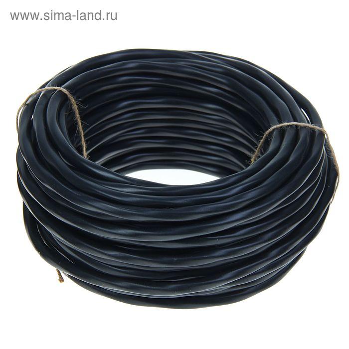 """Кабель """"Мастер Тока"""" ВВГбмнг(А), 4Х1.5 мм2, 20 м, черный"""