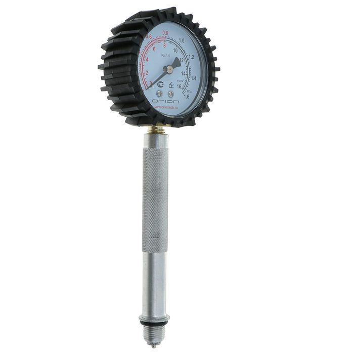 Компрессометр резьбовой КМ-02, для бензиновых двигателей