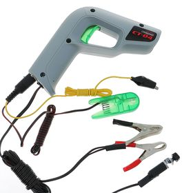 Strobe CT-04, 10-32 IN, powered by the car battery