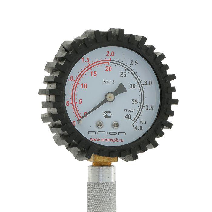 Компрессометр резьбовой КМ-06, для дизельных двигателей