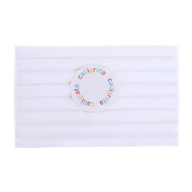 Полимерная глина Calligrata SH-04, 250 г, белый