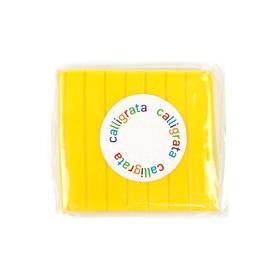 Полимерная глина Calligrata SH-06, 50 г, жёлтый