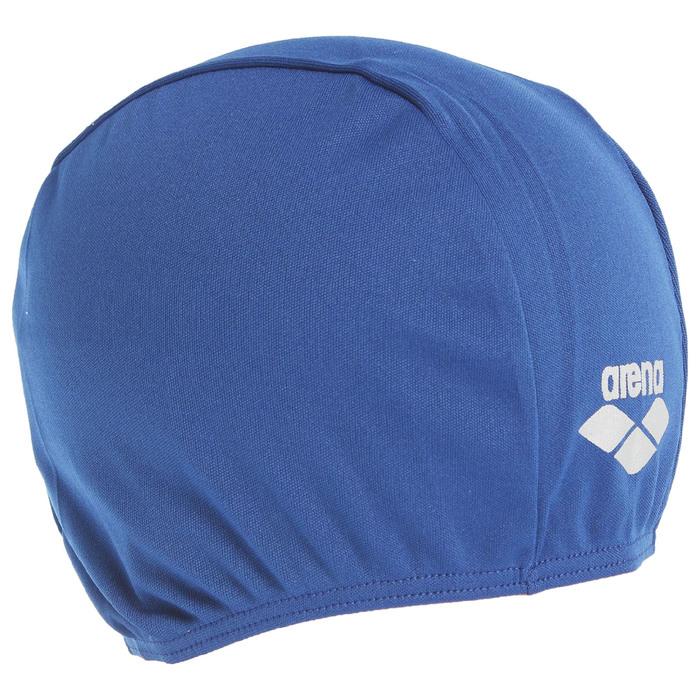 Шапочка для плавания ARENA Polyester, полиэстер, цвет тёмно-синий