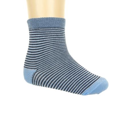 Носки детские, цвет голубой, размер 18