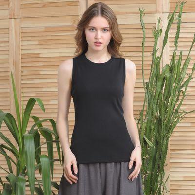 Блуза 4647а, размер 46, рост 164 см, цвет черный