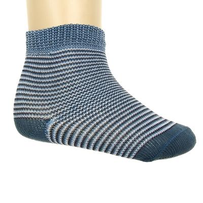 Носки детские, цвет джинсовый, размер 14
