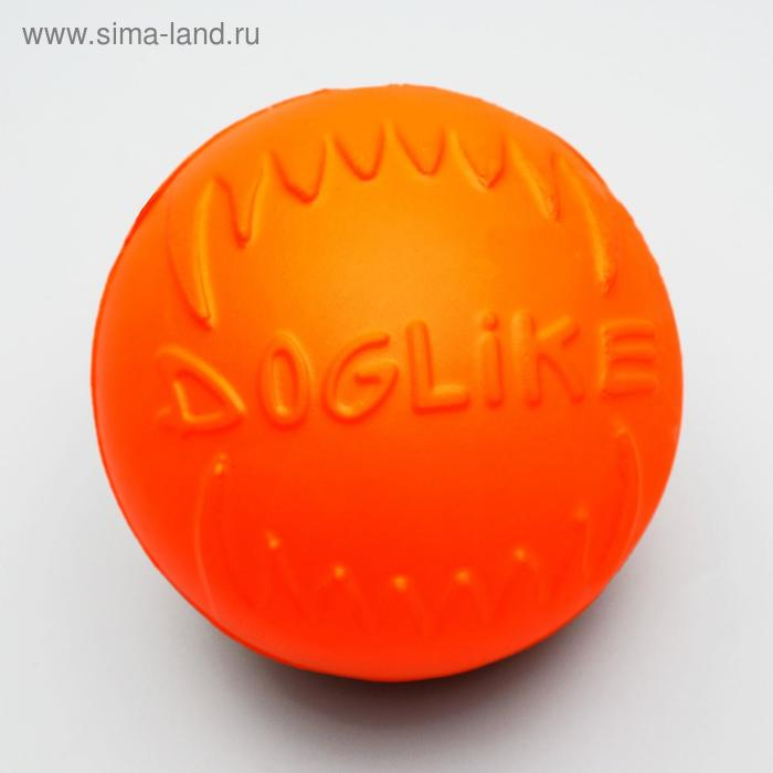 "Мяч для дрессировки ""ДогЛайк"" средний, диаметр 8,5 см"