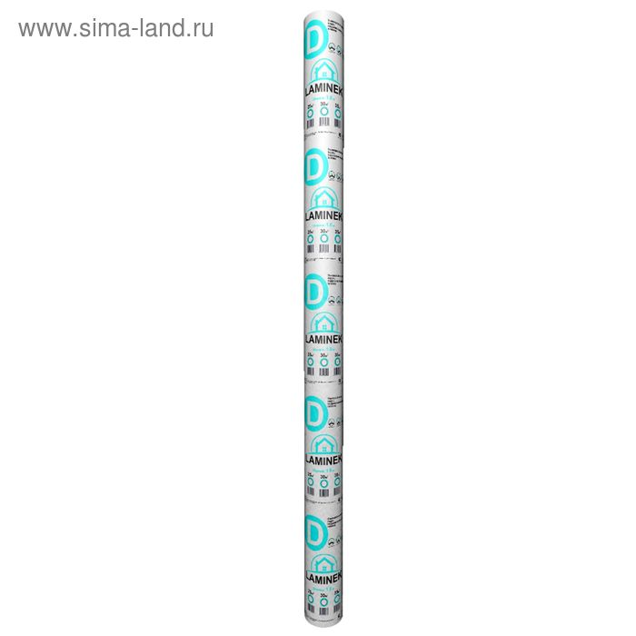 Ламинек Д, гидро-пароизоляционная пленка, 50м.кв
