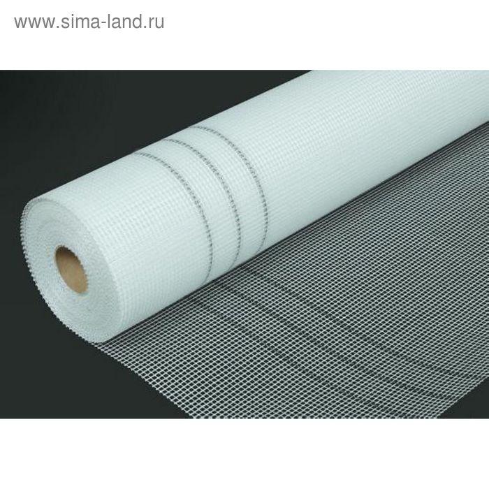 Стеклотканевая армировочная сетка 5*5мм, 1м*20пог.м