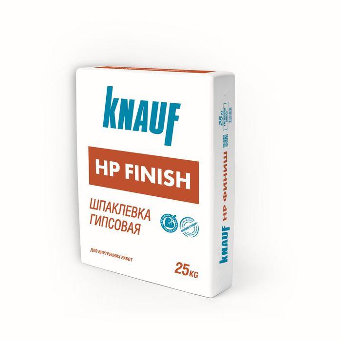 Шпатлёвка гипсовая HP-Finish, 25 кг