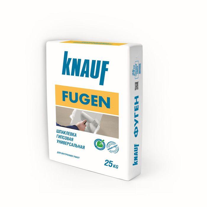Шпатлёвка гипсовая универсальная Fugen, 25 кг