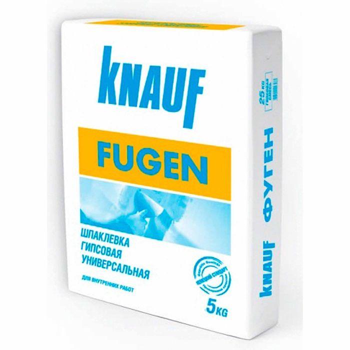 Шпатлёвка гипсовая универсальная Fugen, 5 кг