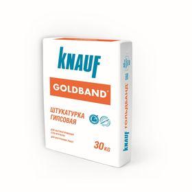 Штукатурка гипсовая Goldband, 30 кг