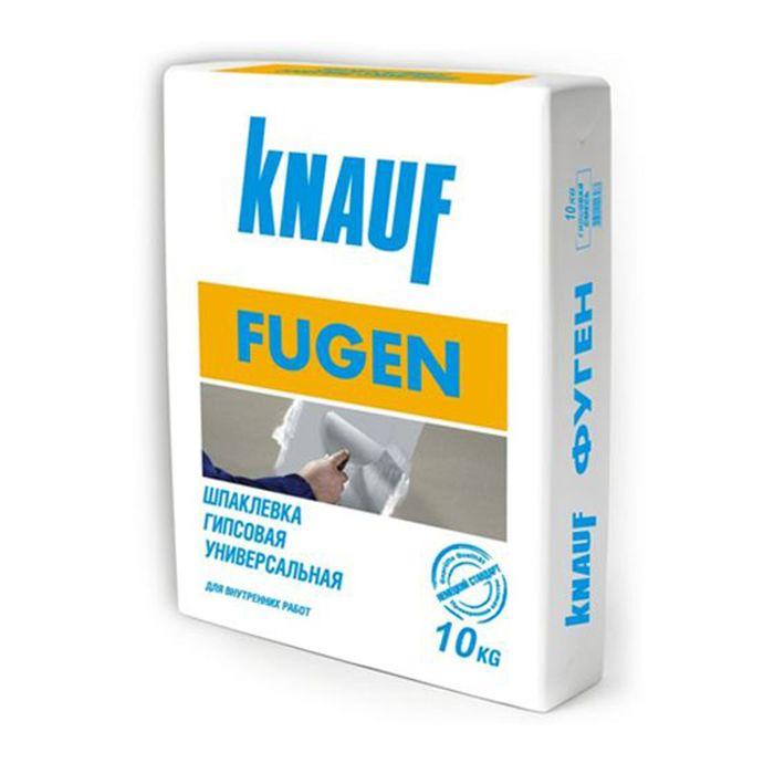 Шпатлёвка гипсовая универсальная Fugen, 10 кг