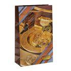 """Пакет подарочный """"Талер"""" 26.5 х 16.5 х 7 см"""