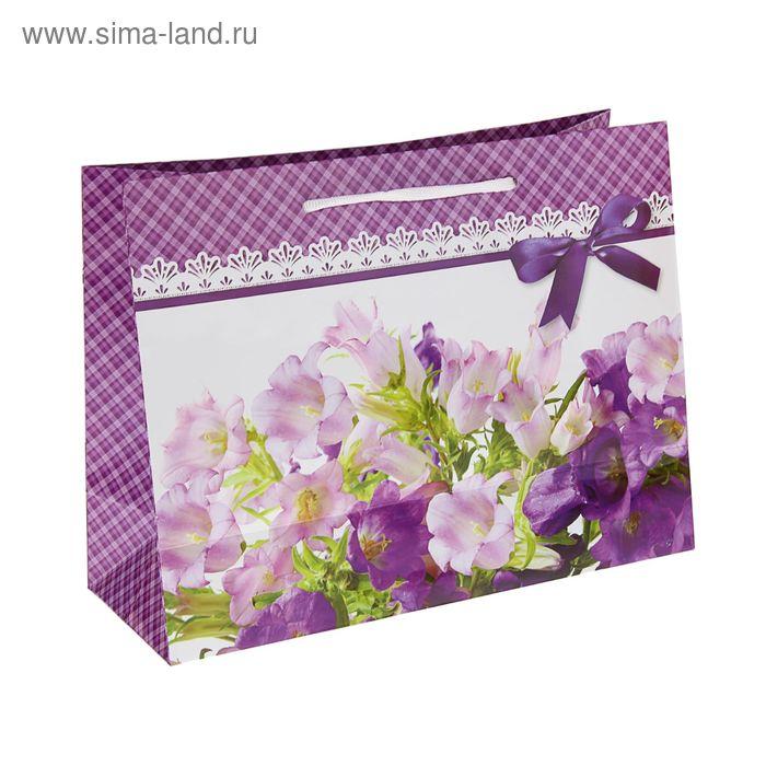 """Пакет подарочный """"Гармония"""" 32,5 x 24,5 x 12 см"""