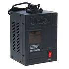 Стабилизатор Uniel RS-1/500WS, релейный, однофазный, настенный, с гальв. развязкой, 0.5 кВА