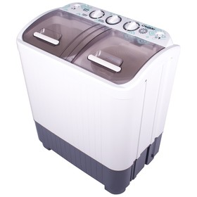 """Стиральная машина """"Славда"""" WS 40 PET, класс А+, 1350 об/мин, 4 кг, белая"""