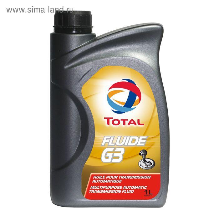 Трансмиссионное масло Total Fluide G-3, 1 л