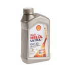 Масло моторное Shell Helix ULTRA 0W-40, 550040758, 1 л